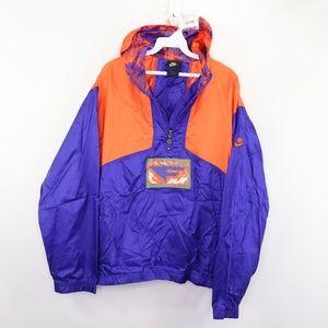 Vintage Nike Flight Spell Out Anorak Jacket Large